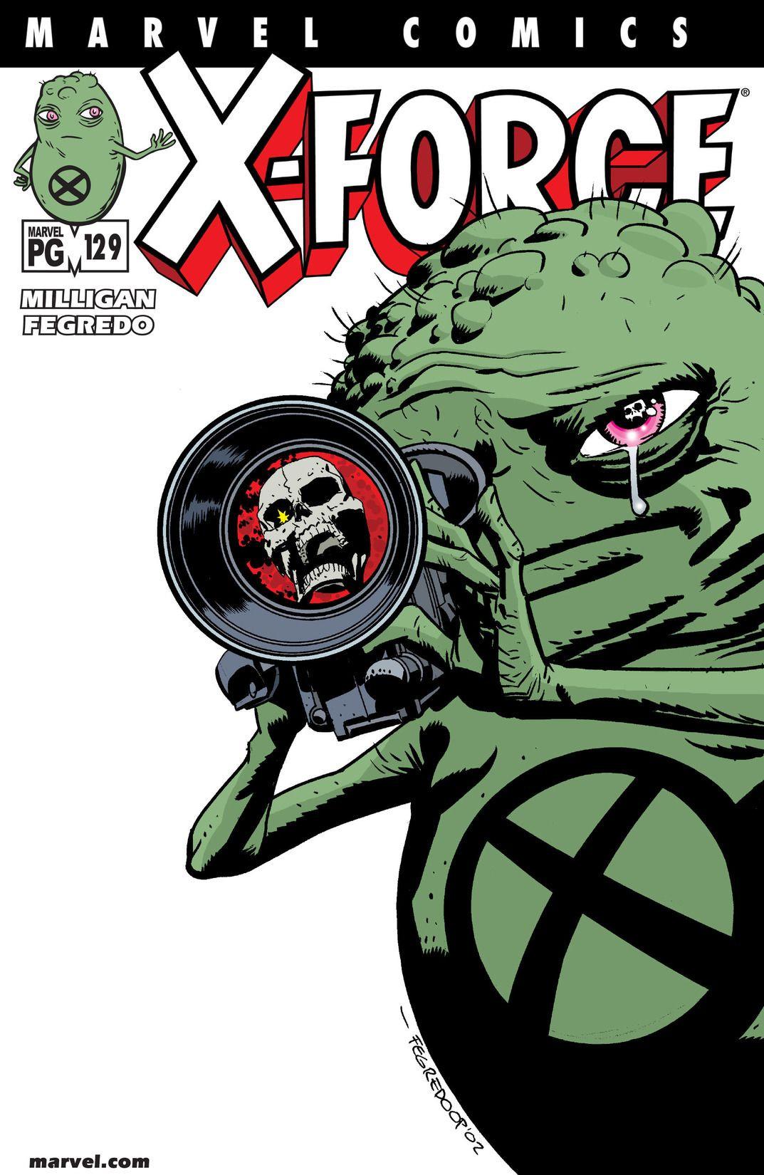 X-Force Vol 1 129