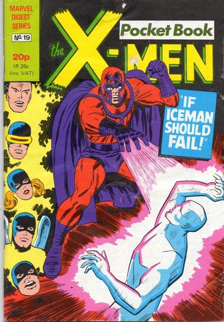 X-Men Pocket Book (UK) Vol 1 19