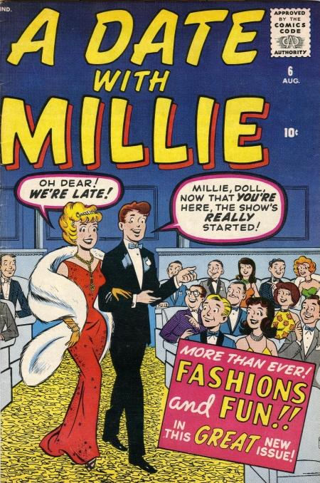 A Date With Millie Vol 2 6