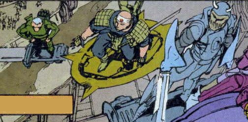 Air Gladiator (Earth-928)