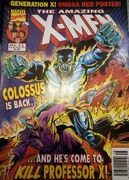 Amazing X-Men (UK) Vol 1 11