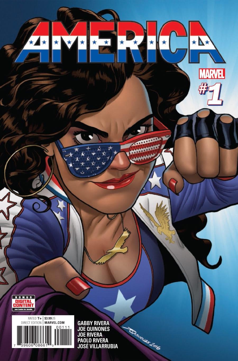 America Chavez Comic Books