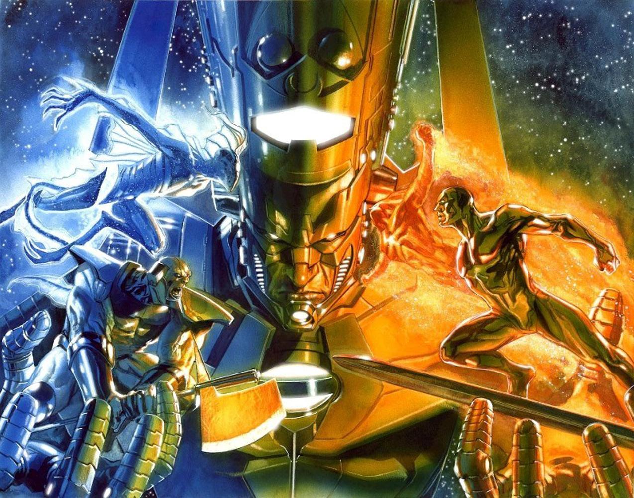 Heralds of Galactus (Earth-616)/Gallery