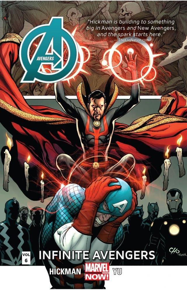 Avengers TPB Vol 5 6: Infinite Avengers