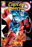 Captain America Vol 1 445