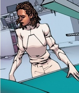 Cecilia Reyes (Earth-24201)
