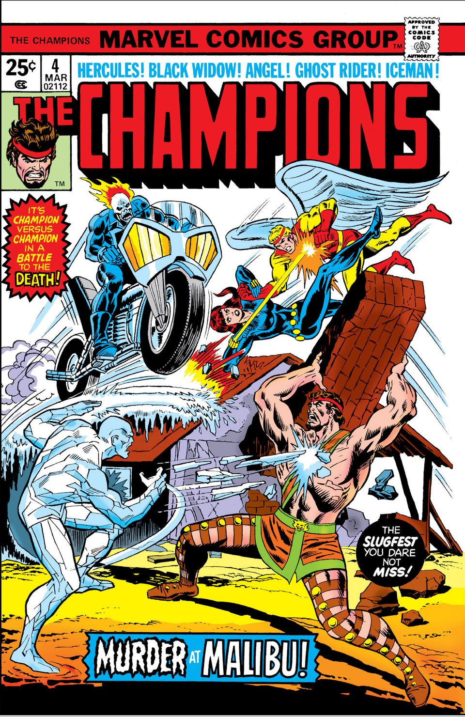 Champions Vol 1 4