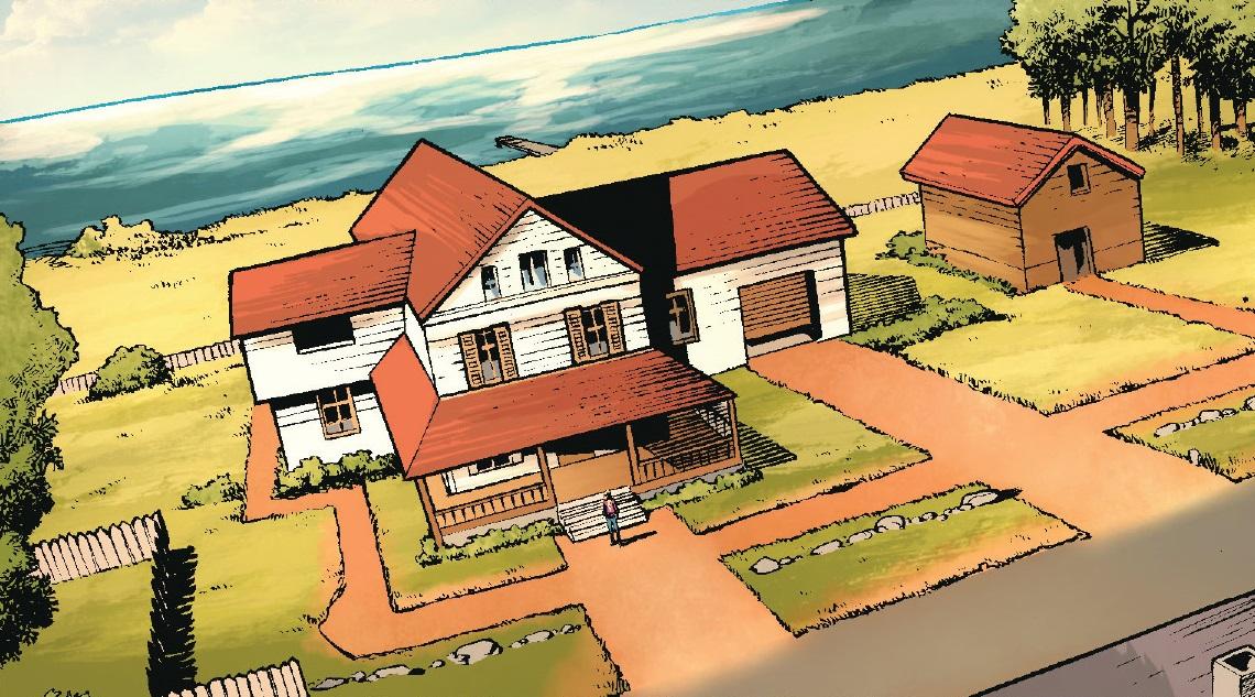 Danvers Family Summer Residence