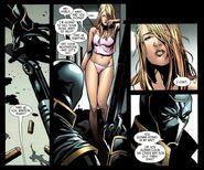 Dark Reign The List - Avengers Vol 1 1 page - Clinton Barton & Karla Sofen (Earth-616)