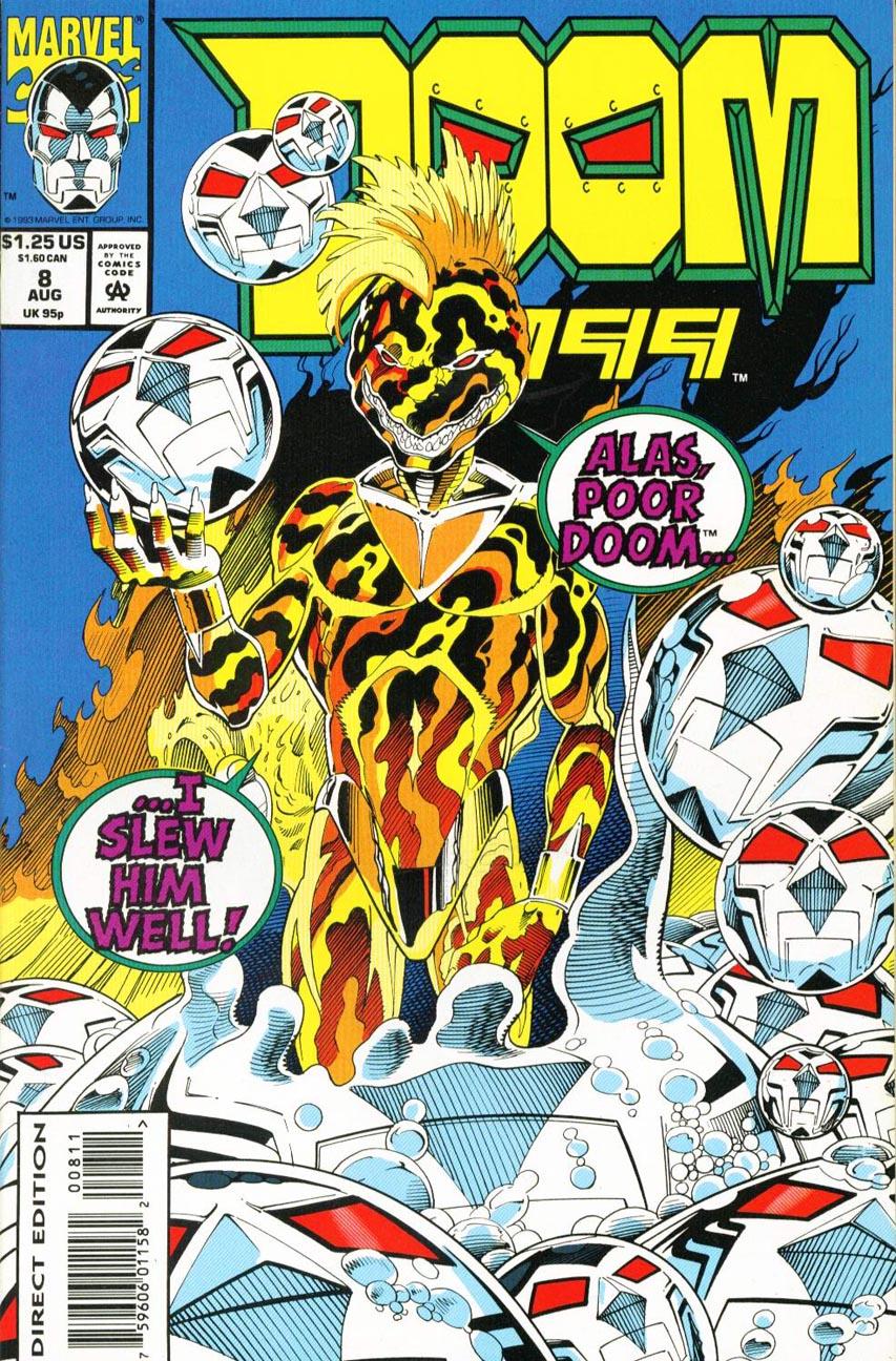 Doom 2099 Vol 1 8