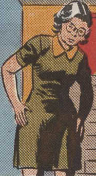 Elizabeth Hartwood (Earth-616)