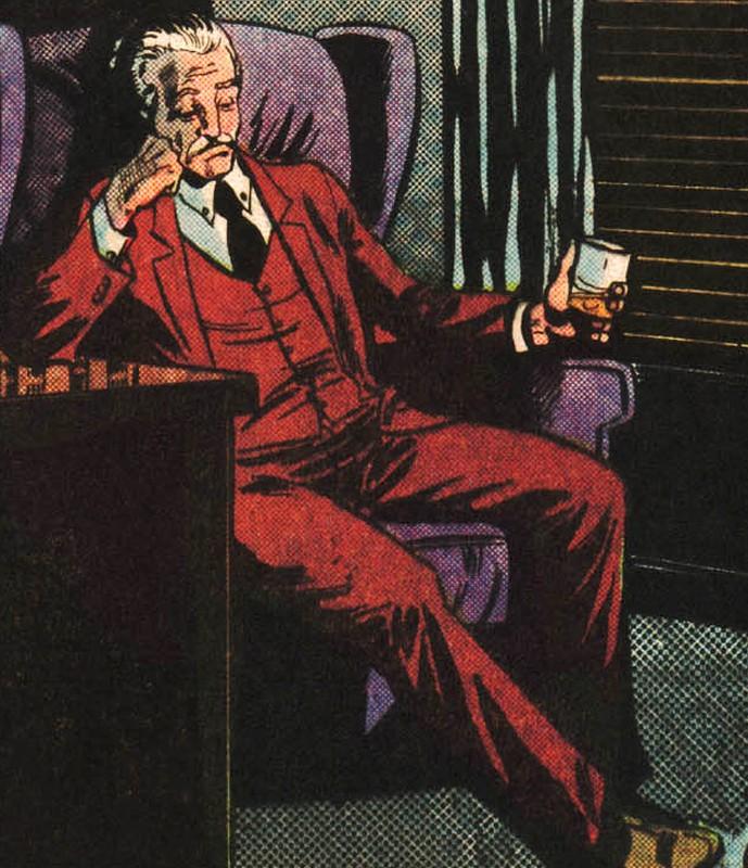 Eric Paulson (Earth-616)