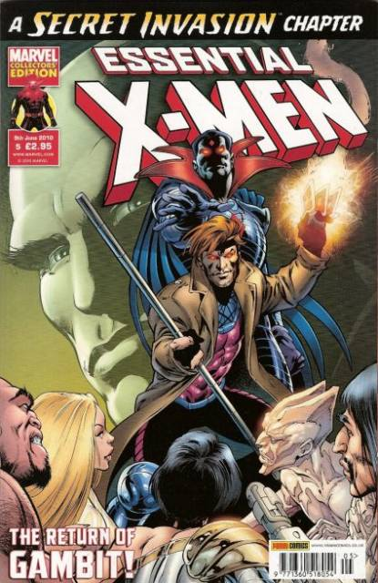 Essential X-Men Vol 2 5