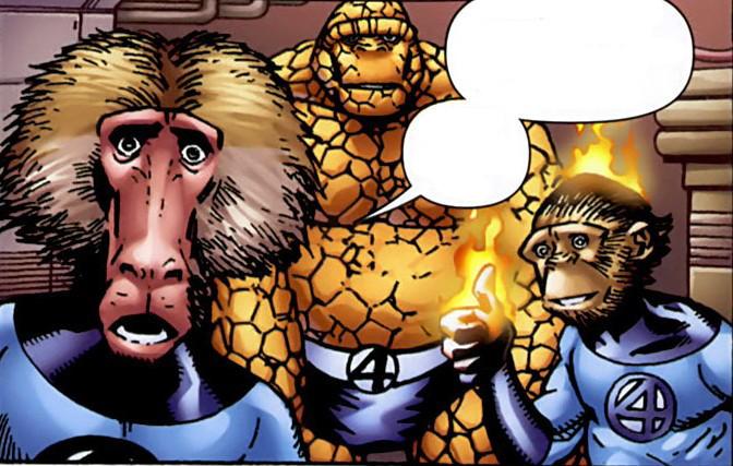 Fantastic Four (Earth-8101)