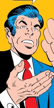 Fred Greenfield (Earth-616)