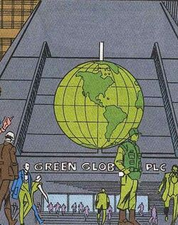 Green Globe (Earth-928) Ravage 2099 Vol 1 9.jpg