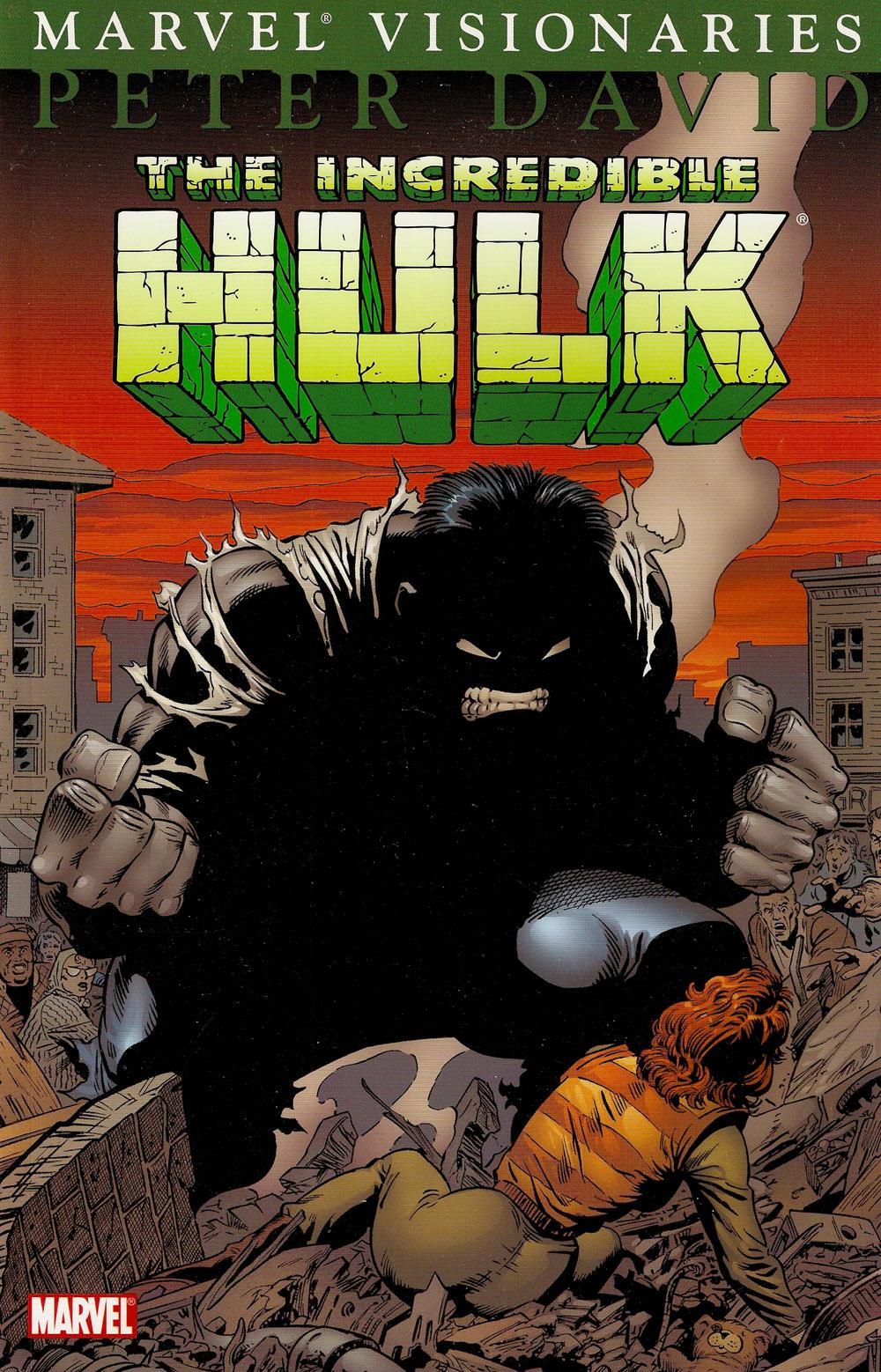 Hulk Visionaries: Peter David Vol 1 1
