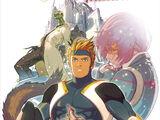 I (heart) Marvel: Masked Intentions Vol 1 1