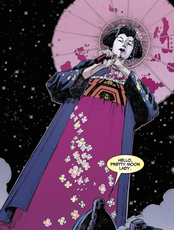 Ichisumi (Earth-616)