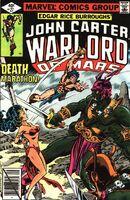 John Carter Warlord of Mars Vol 1 27