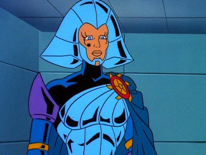 Lilandra Neramani (Earth-92131)