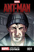 Marvel's Ant-Man - Scott Lang- Small Time Infinite Comic Vol 1 1