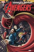 Marvel Action Avengers Vol 2 3