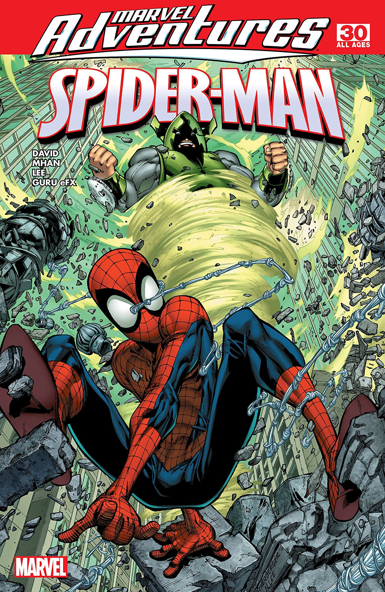 Marvel Adventures: Spider-Man Vol 1 30