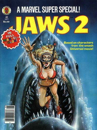 Marvel Comics Super Special Vol 1 6