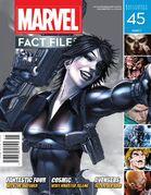 Marvel Fact Files Vol 1 45