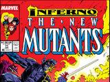 New Mutants Vol 1 71