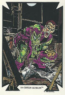 Norman Osborn (Earth-616) from Todd McFarlane (Trading Cards) 0001