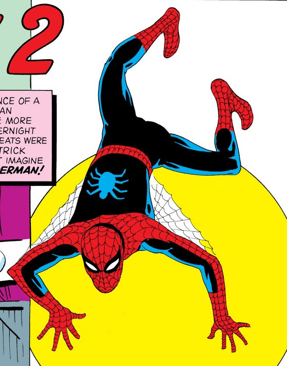 Peter Parker (Earth-616) first television appearance from Amazing Fantasy Vol 1 15.jpg