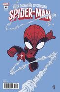 Peter Parker The Spectacular Spider-Man Vol 1 300 Young Variant
