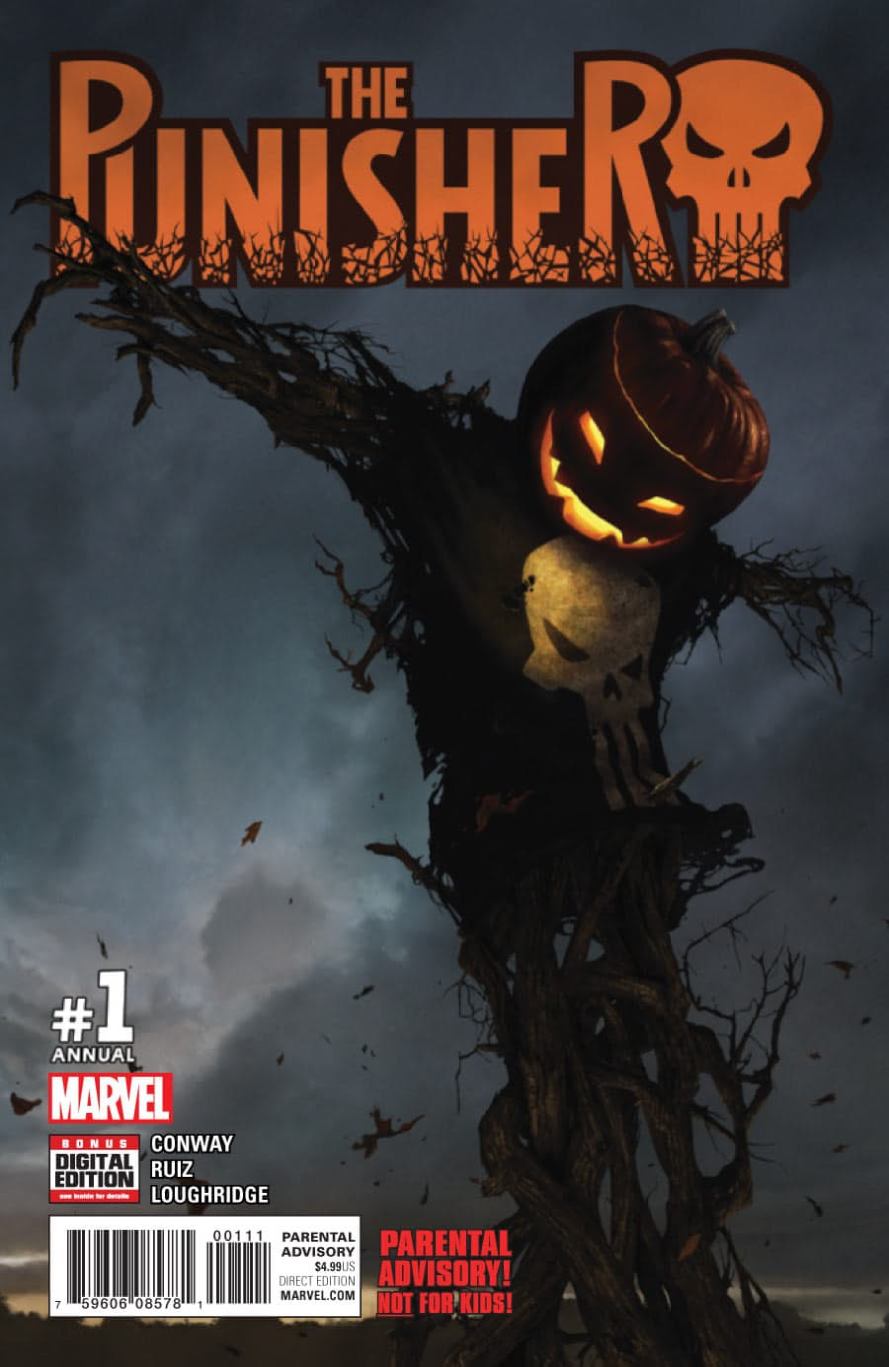 Punisher Annual Vol 4 1