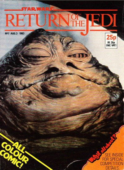 Return of the Jedi Weekly (UK) Vol 1 7