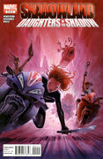 Shadowland Daughters of the Shadow Vol 1 2