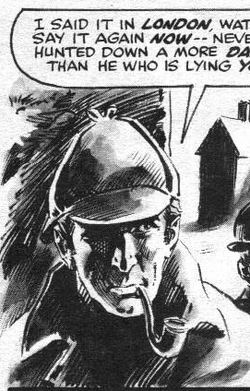 Sherlock Holmes (Earth-616)