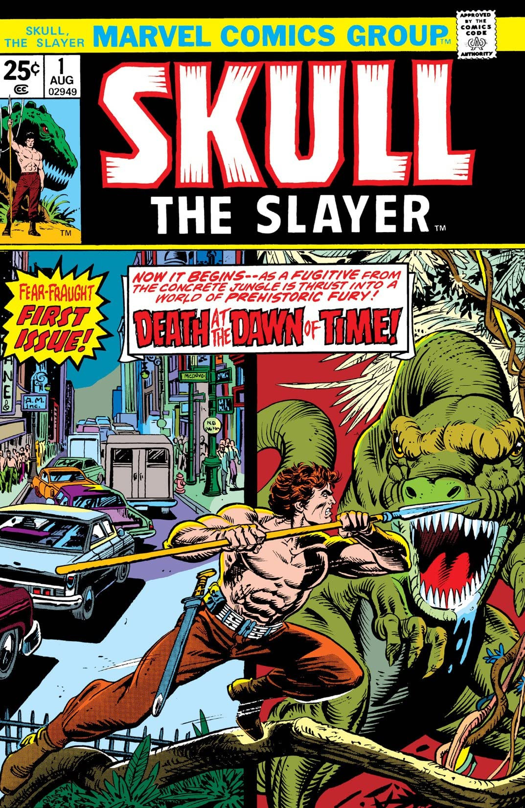Skull, the Slayer Vol 1