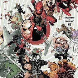 Spider-Man/Deadpool Vol 1 30
