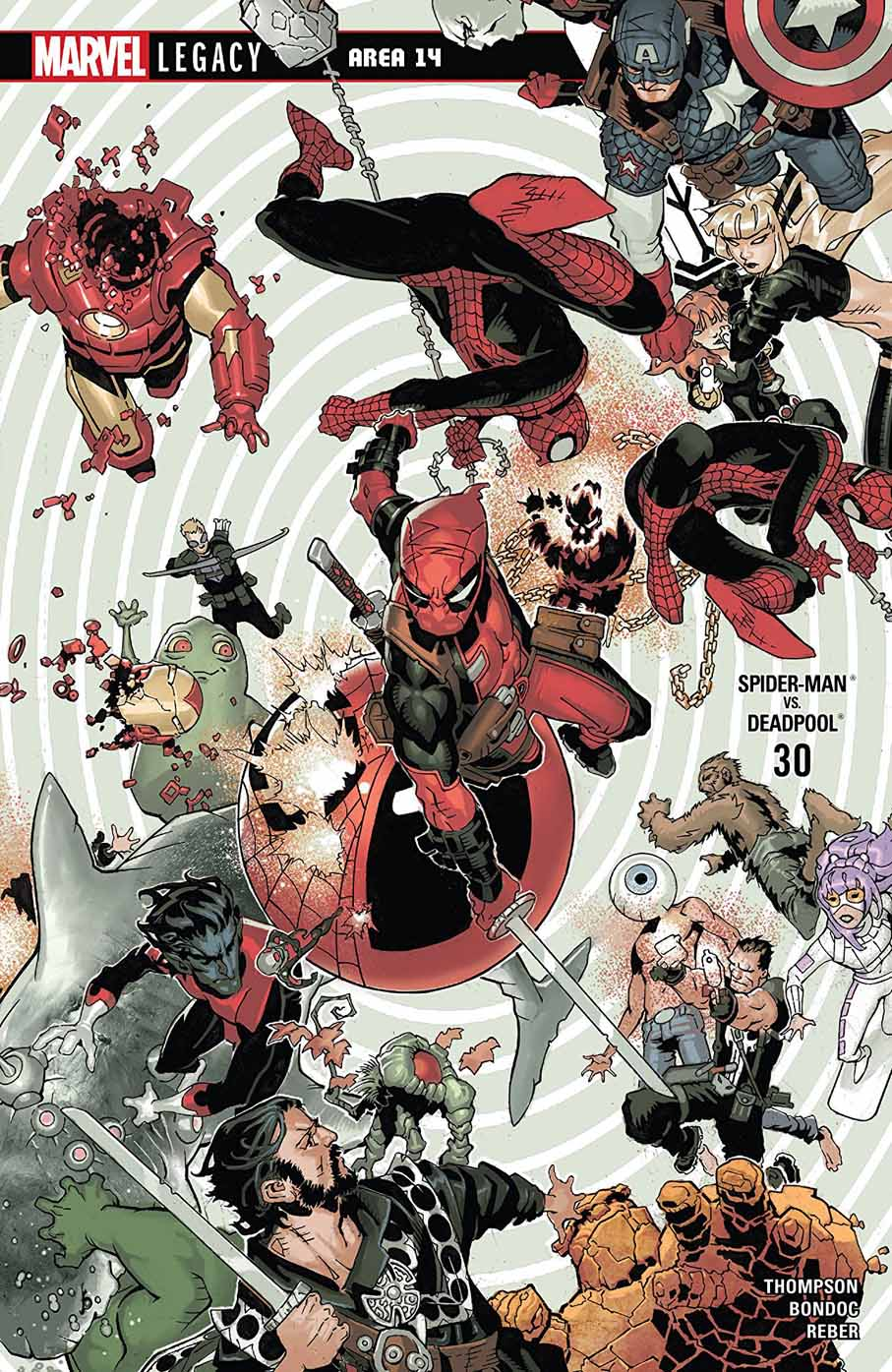 Spider-Man/Deadpool Vol 1 30