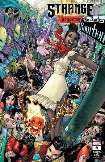 Strange Academy Vol 1 8   Marvel Database   Fandom