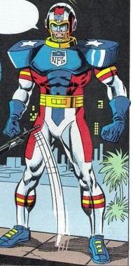 SuperPro Uniform (Earth-616) from NFL Superpro Vol 1 1 001.jpg