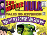Tales to Astonish Vol 1 75