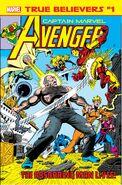 True Believers Captain Marvel - Avenger Vol 1 1