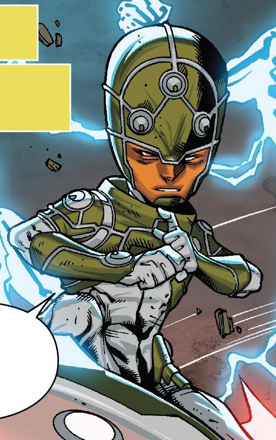 Tua Zon (Earth-616)