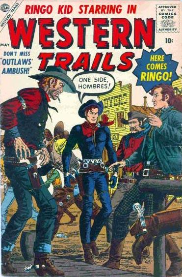 Western Trails Vol 1