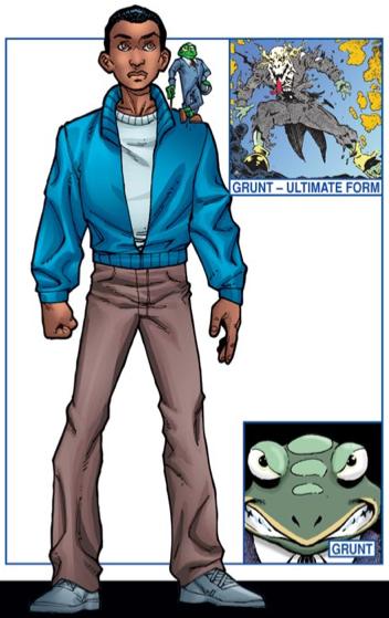 William Evans, Jr. (Earth-616)