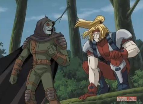 X-Men: Evolution Season 4 3