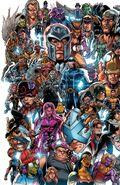 X-Men Vol 5 1 Every Mutant Ever Variant